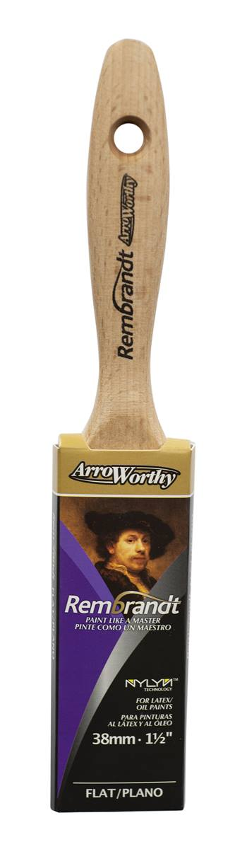 Arroworthy Rembrandt Beaver Tail Brush