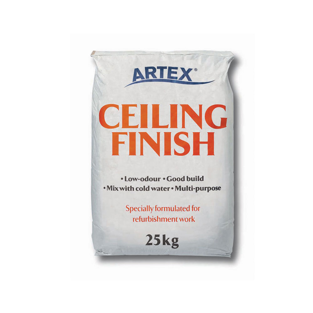 Artex Ceiling Finish