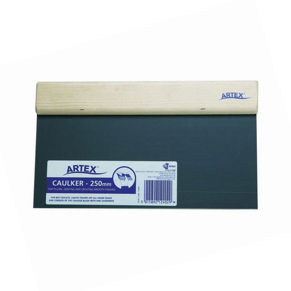 Artex Caulker