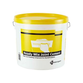 READY MIX JOINT CEMENT TUB