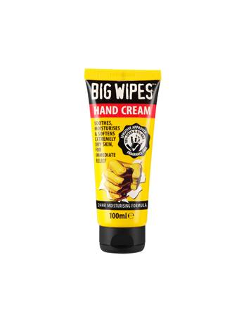 Big Wipes Hand Cream
