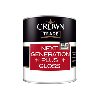 Crown Trade Next Generation Plus Gloss