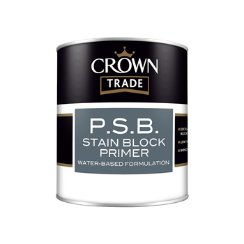 Crown Trade PSB Stain Block Primer