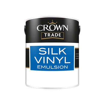 Crown Trade Silk Vinyl Emulsion