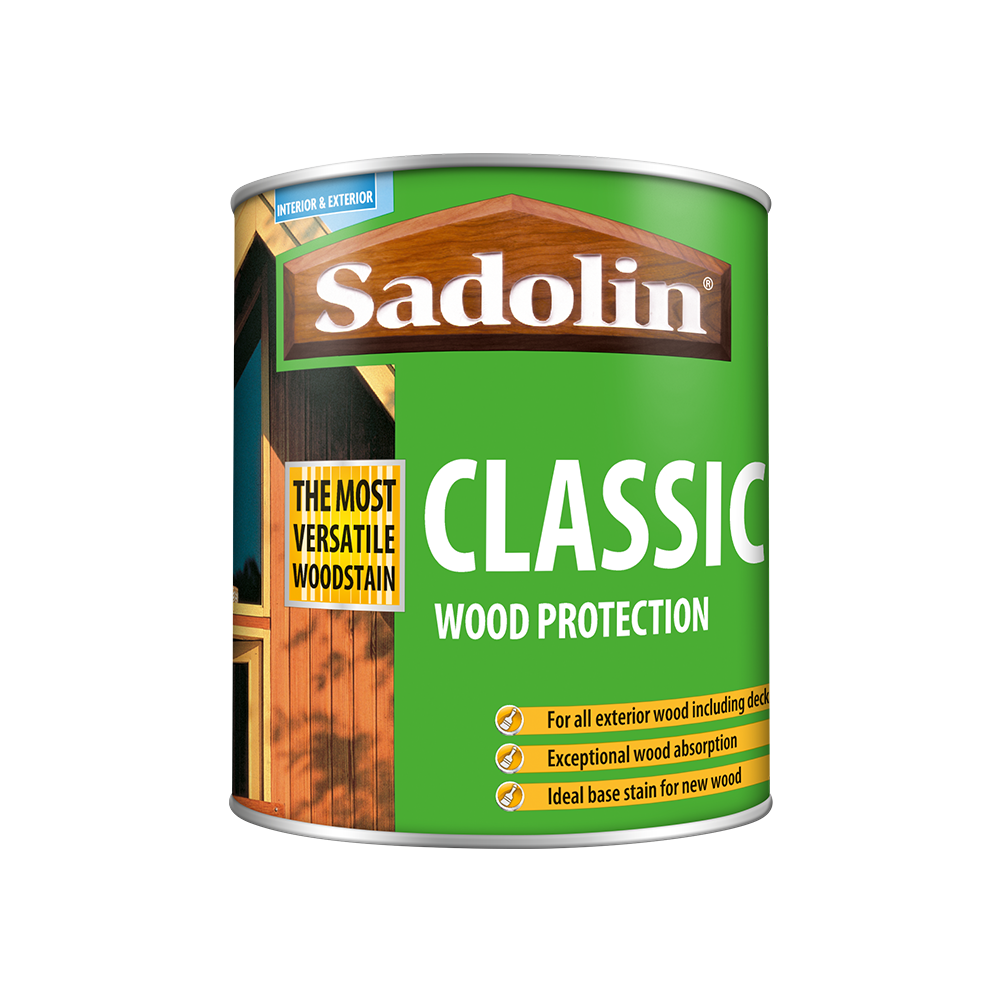 Sadolin Classic All Purpose Woodstain