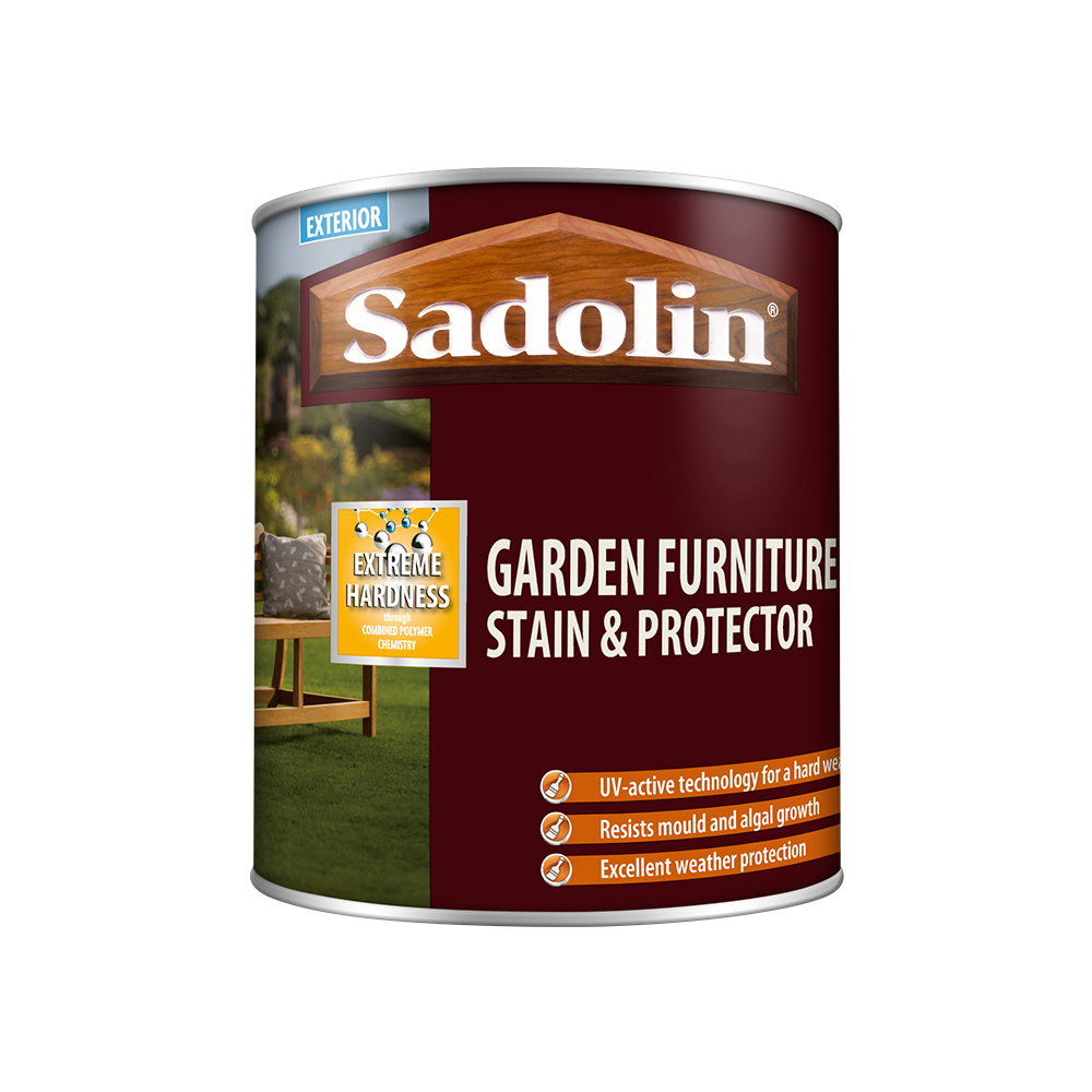 Sadolin Garden Furniture Stain and Protector