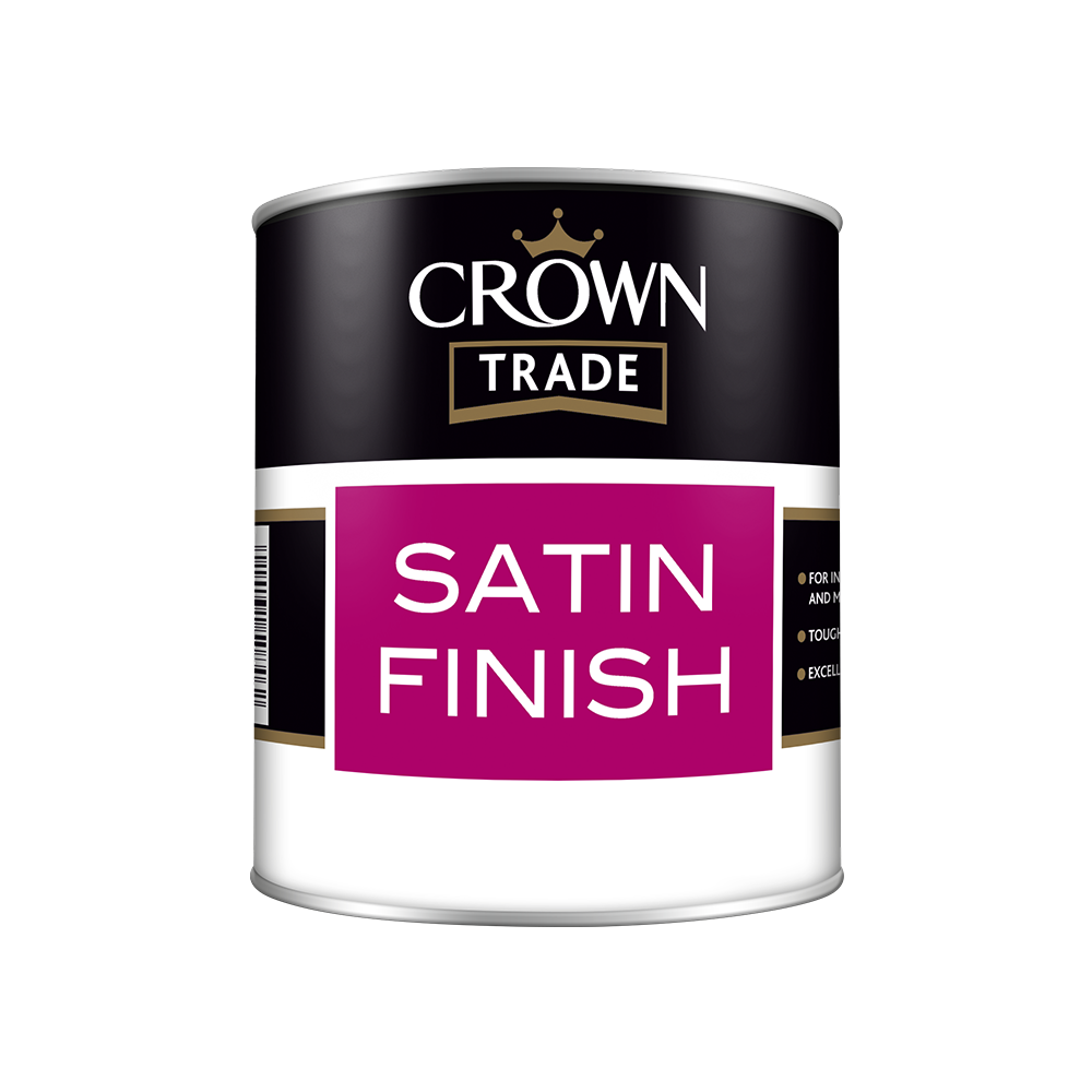 Crown Trade Satin Finish