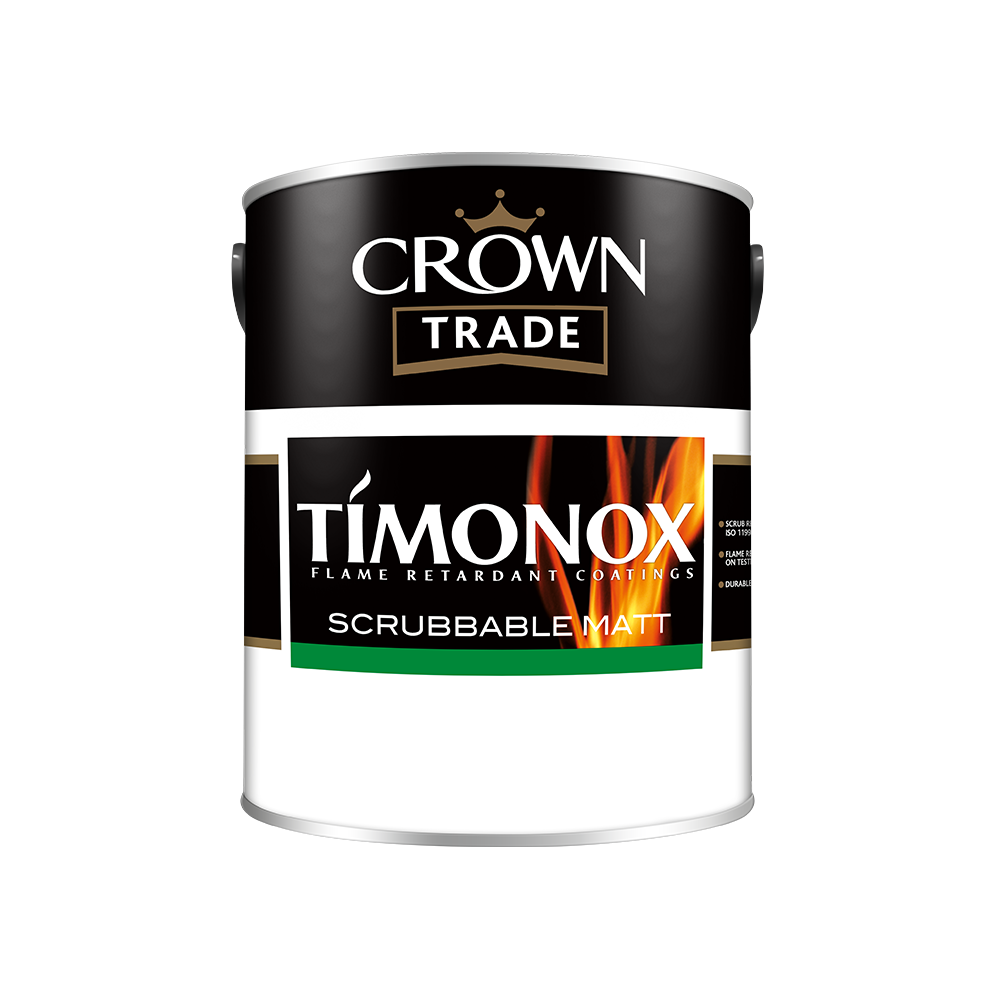 Crown Trade Timonox Scrubbable Matt
