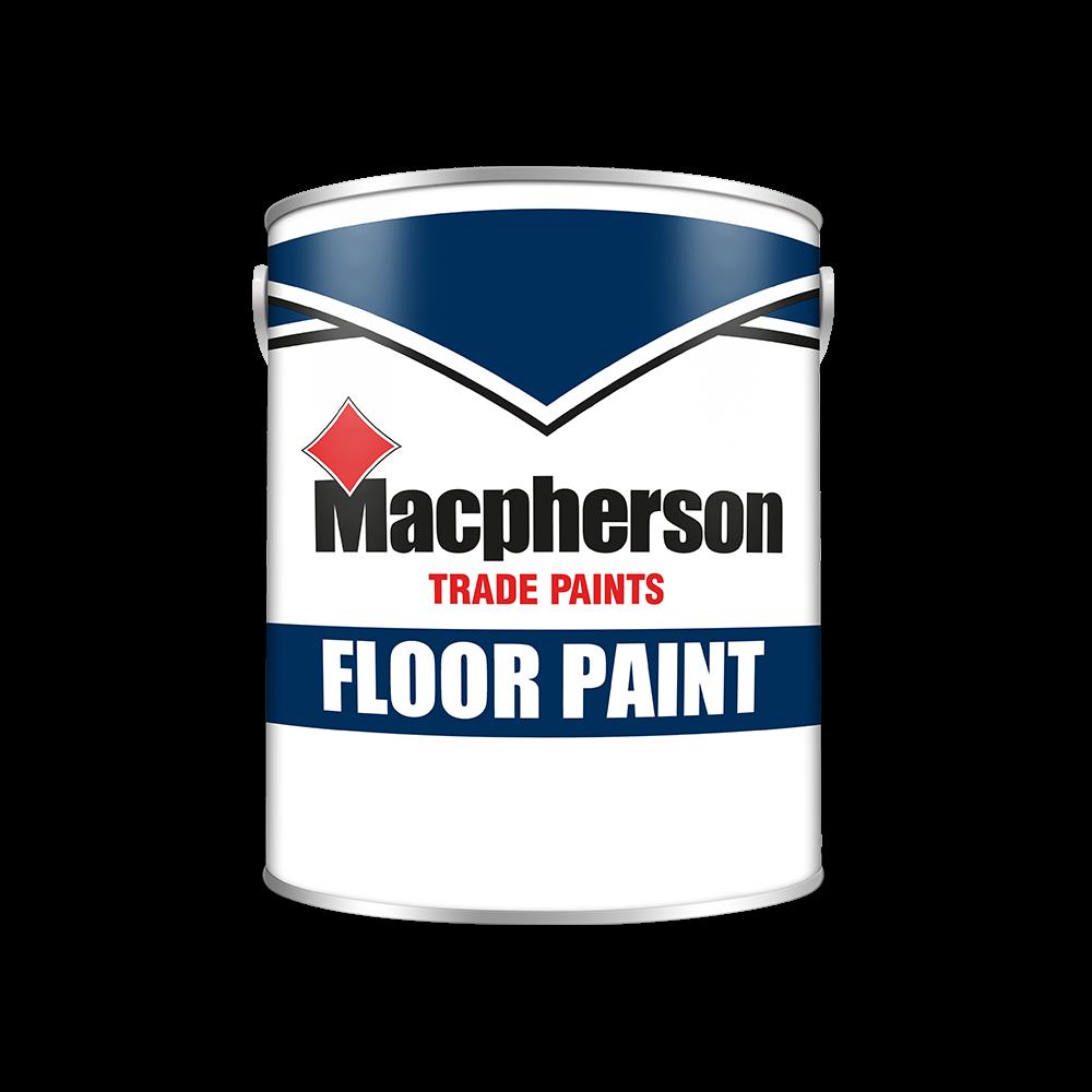 Macpherson Floor Paint