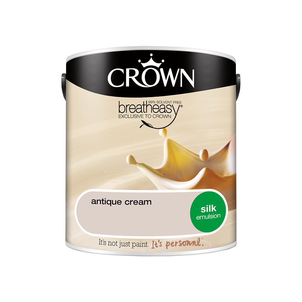Crown Silk Emulsion