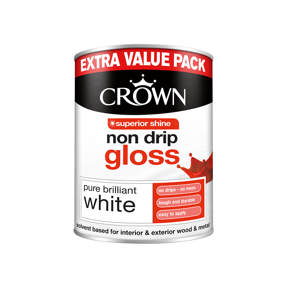 Crown Non Drip Gloss