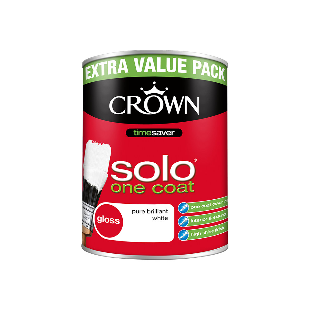 Crown Solo Gloss