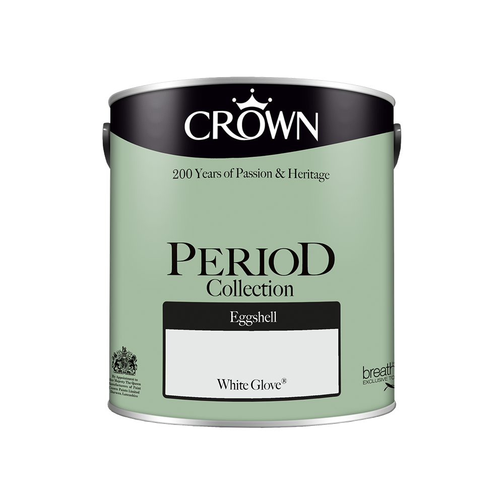 Crown Period Eggshell