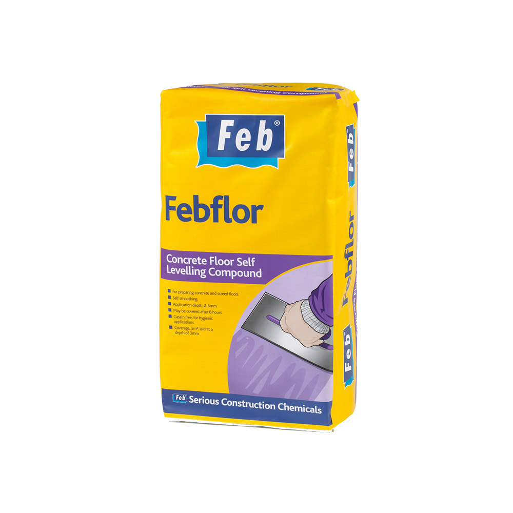 EVERBUILD FEBFLOR SELF LEVEL COMPOUND