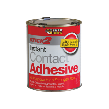 EVERBUILD INSTANT CONTACT ADHESIVE