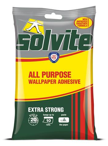 Solvite All Purpose Adhesive 10 Roll