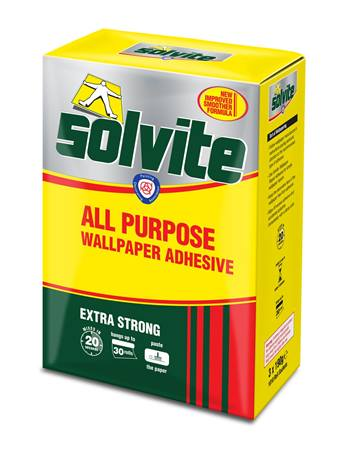 Solvite All Purpose Decorators Box