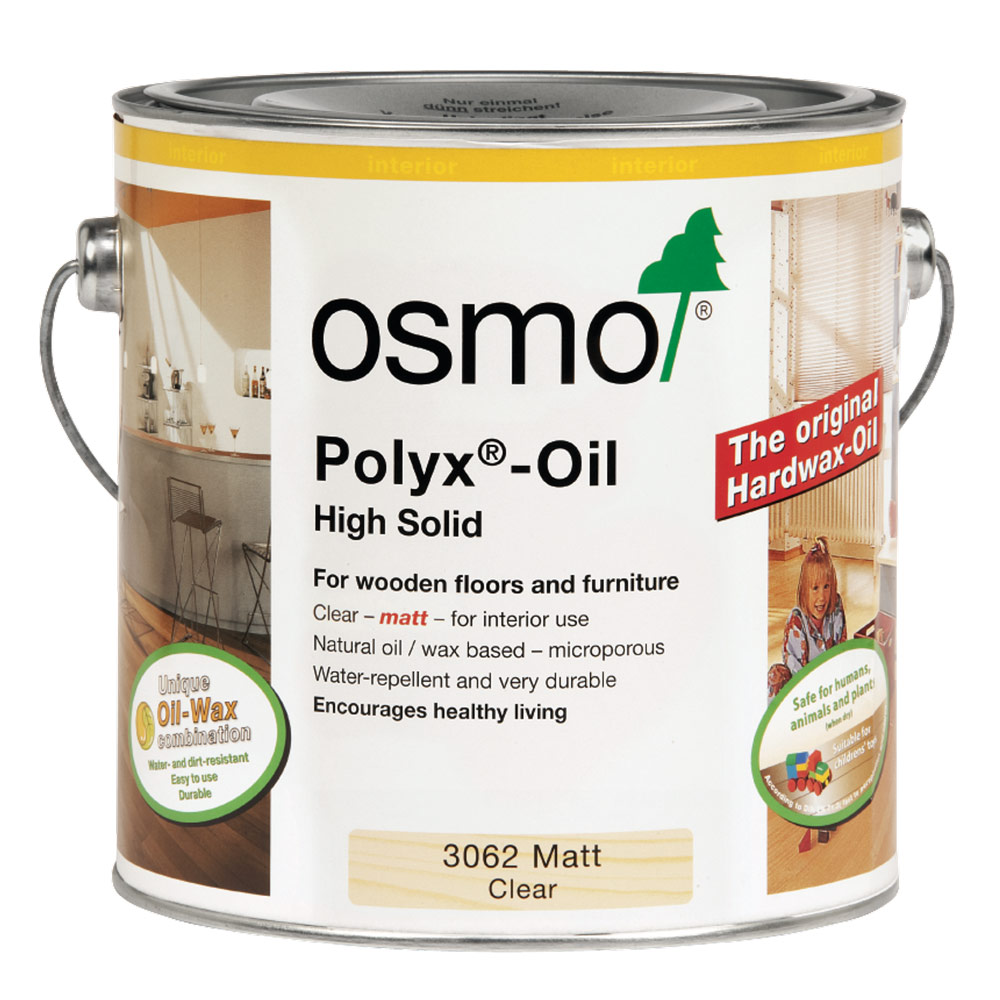 Osmo Polyx Hardwax Oil Matt