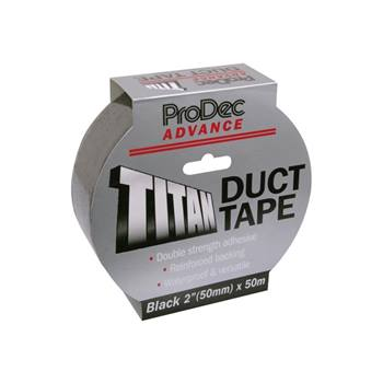 TITAN HD DUCT TAPE BLACK