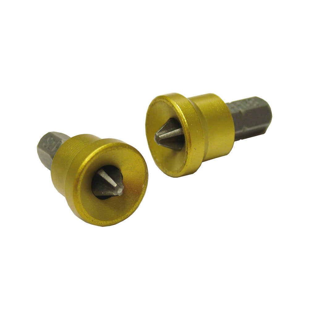 FAITHFULL DRYWALL SDRIVER ADAPTOR  BITS 2 PH2