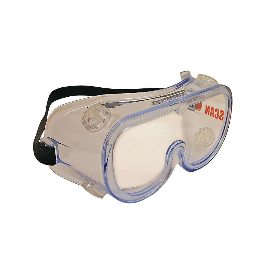 SCAN INDIRECT VENT SAFETY GOGGLE