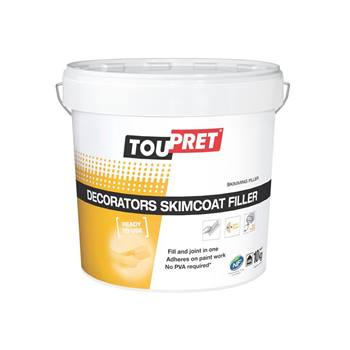 TOUPRET DECORATORS SKIM COAT